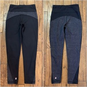 Sweaty Betty Reversible leggings - XS